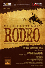 Medium multicultural rodeo