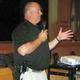 School resource officer Len Gosselin