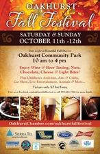 Medium oakhurst fall festival