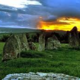 Stone Circle in County Donegal, Ireland that inspired the book!
