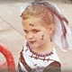 """This Bride of Chucky may be a doll, but a """"living"""" Doll? Submitted by Jeanine Foley."""
