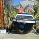 """This pumpkin racer took home first place for the Manhattan Beach Police Department in the 2014 pumpkin races """"grudge"""" match."""