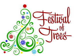 Mansfield Womens Club Festival of Trees - start Dec 05 2014 1000AM