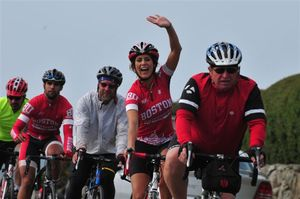 Meet Up With Granite State Wheelmen Bicycling - Nov 13 2014 0725PM