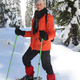 Anyone in reasonably good health can snowshoe.