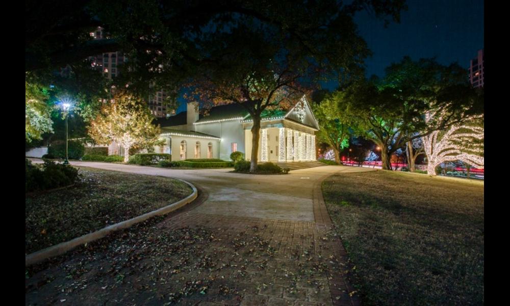 Dfw Area Holiday Light Shows To Enjoy