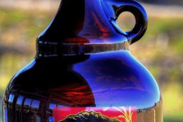 Growler, $15 at Gold Hill Vineyard & Brewery, 5660 Vineyard Lane, Placerville. 530-626-6522, goldhillvineyard.com.