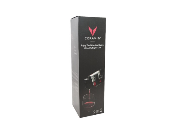 Coravin 1000 Wine Access System, $299 at Lakeforest Wines, 2222 Francisco Drive, Suite 230B, El Dorado Hills. 916-599-9690, lakeforestwines.com.