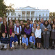 Local Residents  Community Leaders Take White House Tour - Dec 01 2014 0600AM