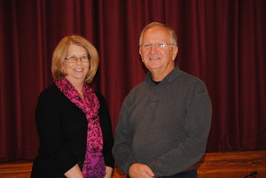 Arrowood and Orpneck selected to lead Oxford School Board - 12052014 1155AM