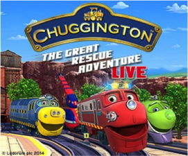 Medium chuggington