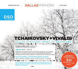 DSO on the Go - start Jan 18 2015 0730PM