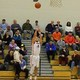 Joe Csokmay (35) scored a career-high 21 points against Wilmington.