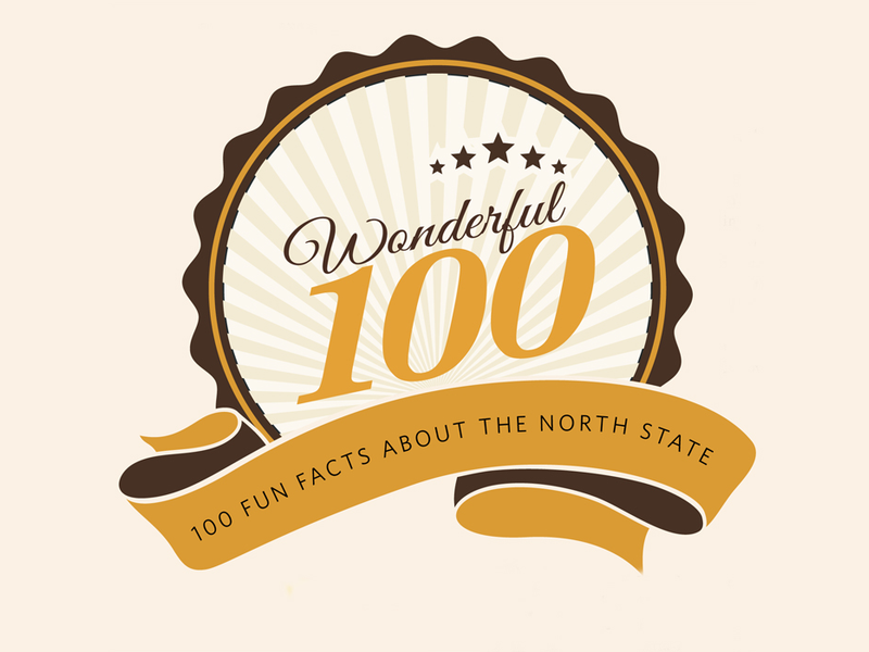 100 Fun Facts About the North State | Enjoy Magazine