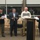 BRSD's new board members were sworn in at a meeting Jan. 7.