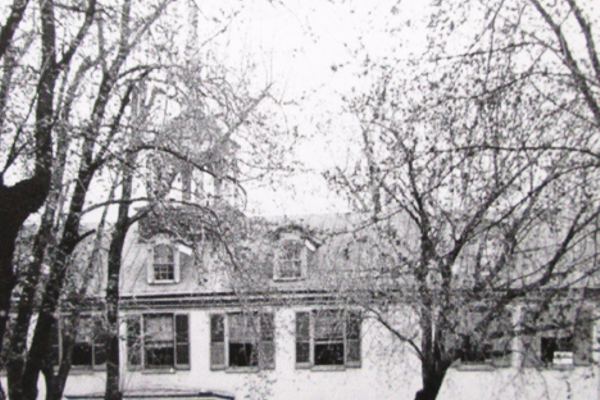 The Middletown Academy, a private school, was founded in 1827 to offer English and classical education.