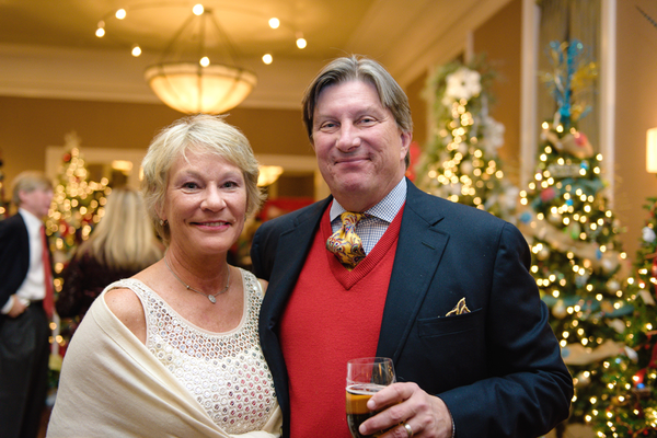 Vicki and Bruce Berrier