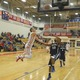 Alex DiRocco (3) became the third player in TMHS boys basketball history to score 1,000 points