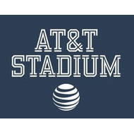 At t stadium logo