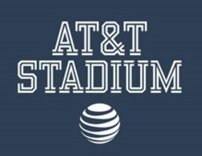 Medium at t stadium logo