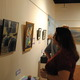 Courtesy photo The Arts Alliance has a different exhibit every month, drawing a crowd of artists and the general public.