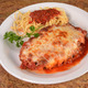Pollo Parmigiana at Visconti's Ristorante – Photo by Dante Fontana © Style Media Group