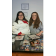 Shawsheen Tech seniors Katelyn Carmichael of Tewksbury (left) and Michaela Cassidy of Billerica are pursuing careers in culinary arts after four years at Shawsheen. COURTESY PHOTO