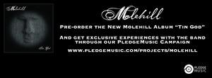 Medium molehill
