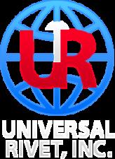 Medium universal rivet logo
