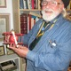Director George Roy Hill gave Brundin this biplane music box after 'Waldo Pepper' finished.