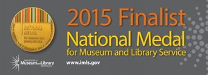 Cecil County Public Library Named to Final 15 in National Contest - Apr 08 2015 1131AM