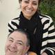 Fotini and her husband, Steve. Photo by Judith House Menezes.