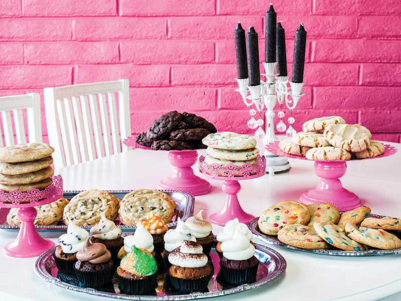 Delicious Treats From the Frosted Muffin in Visalia | Enjoy