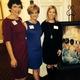 CMCC 1st Vice Regent Bonnie Kurtz, CMCC Recording Secretary Mary Kate McRaney and Honoree Trish Biddle