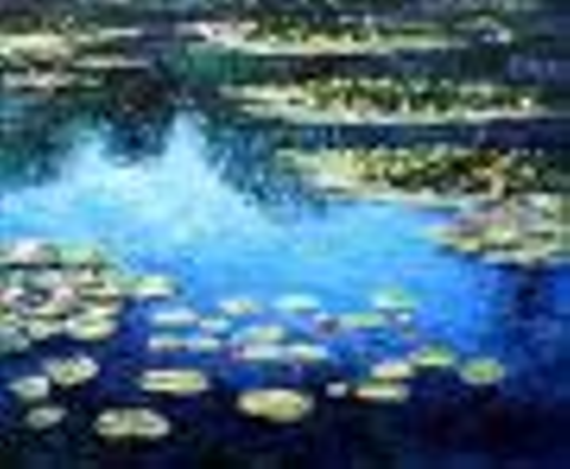 Monets 20waterlillies