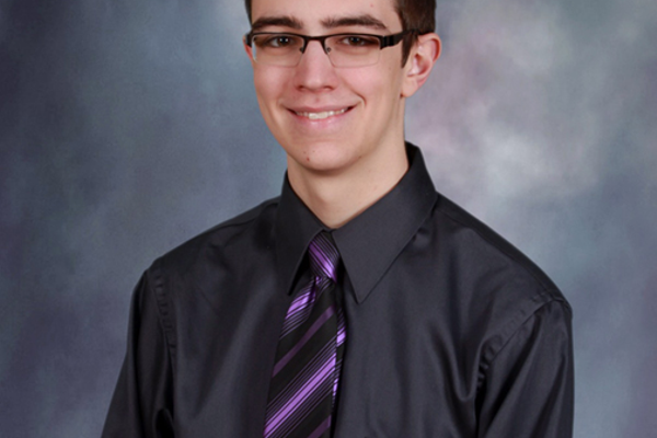 2015 Recognized Carson Scholar Dillon Schetley