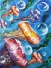 Medium jellyfish