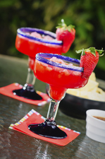 Strawberry Margaritas So What if Cinco de Mayo has Passed - May 08 2015 1253PM