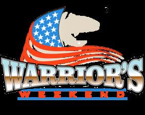 Medium warrior s 20weekend 20logo