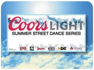 Medium coors 20light 20summer 20street 20dance 20series 202015 20  20banner logo artwork