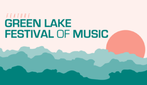 Feature Green Lake Festival of Music and Thrasher Opera House - May 22 2015 1030AM