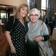 Sue Dossa and Wanda Allard