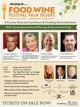 Medium palm desert food thing