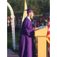 Shawsheen Tech Senior Class President Richard Corella.