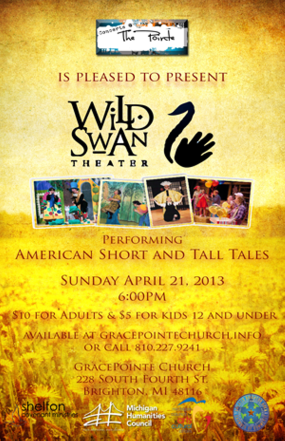 Wild swan poster