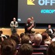"Tewksbury Police Chief Timothy Sheehan speaks during the round table discussion at the premier of ""If, Only""."