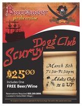 Medium scurvy dogs cruise 3 8 2013