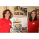 Ag in the Classroom Executive Director Avis Jolly and Farm Day Coordinator Britney Patterson