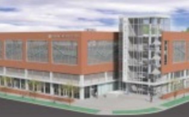 The UNC Charlotte LYNX Station will be one of the Largest o the Blue line Extension