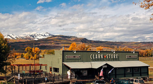 Sixteen miles north of town the clark store lures locals and visitors alike  Photo courtesy Clark Store